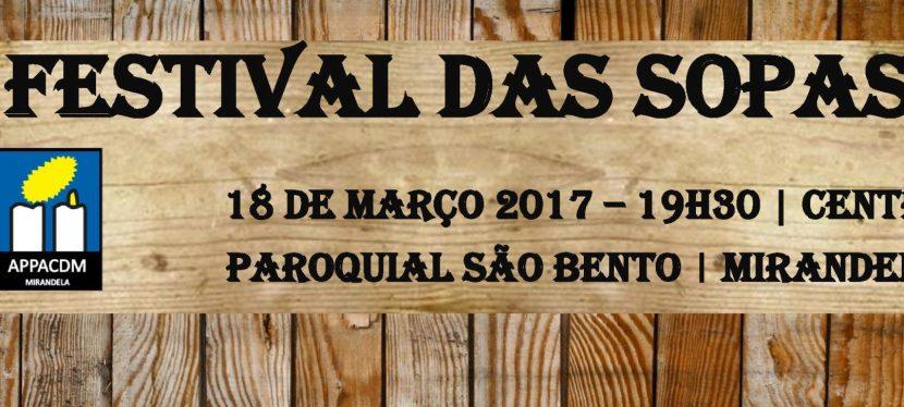 Festival das Sopas – 18 deMarço