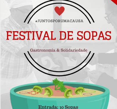 24 de Novembro – Festival deSopas